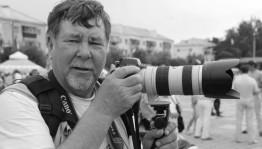 Билдәле фоторәссам Рәмил Килмәмәтов арабыҙҙан китте