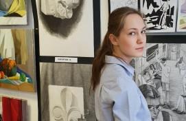 Работа студентки УУИ(к) Миланы Максютовой будет представлена в Третьяковской галерее