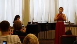 В Уфе выступили корейские музыканты