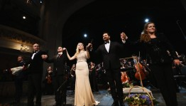 The I International Music Festival of Ildar Abdrazakov ended with a big gala concert