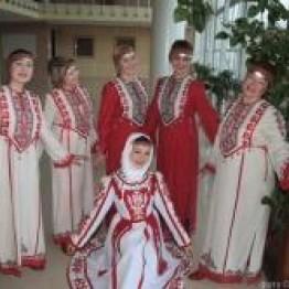 """Ансамбль """"Сарби"""" встречает свое 15-летие новой концертной программой"""