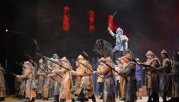Несколько секретов новой постановки оперы «Салават Юлаев»