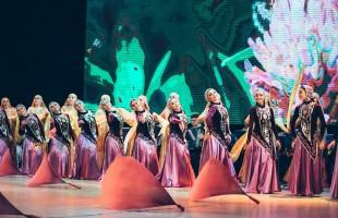 Ансамбль песни и танца «Мирас» завершает творческий сезон