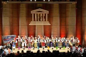 Ансамбль песни и танца «Мирас» выступит в Штаб-квартире ЮНЕСКО в Париже