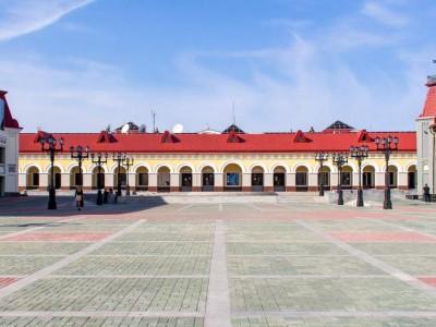 Торгово-деловой комплекс «Гостиный двор»