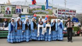 В Бурзянском районе состоялось мероприятие ко Дню Республики