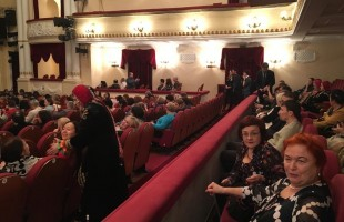 Completed Moscow tour of the Bashkir Drama Theater of M. Gafuri