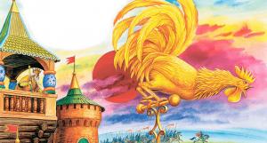 НСО РБ приглашает на концерт-спектакль «Золотой петушок» по одноименной сказке А. С. Пушкина и опере Н. А. Римского-Корсакова
