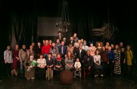 Салаватский театр представил зрителям премьеру спектакля «Глумов»