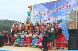В Учалинском районе прошёл праздник «Барын-табын йыйыны»