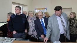 Участники заседания Президиума Совета Общероссийского общественного движения АФУН РФ посетили Кармаскалинский район