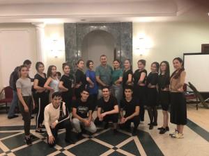 В Москве прошли мастер-классы по башкирскому фольклору от ведущих специалистов республики