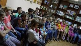 Национальная библиотека им. А.-З. Валиди подарила ребятам волшебные встречи