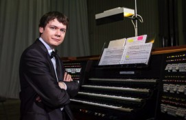 The first soloist of the Sochi Philharmonic Vladimir Korolevsky will perform in Ufa for the first time
