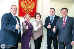 В Челябинске откроется филиал Дома дружбы народов Башкортостана