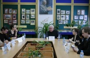 """В Национальной библиотеке им.А.-З.Валиди РБ прошел Круглый стол """"Интеграция в Германии и Башкортостане. Исторический опыт и актуальные вызовы"""""""