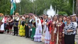 Коллектив Сибайского концертно-театрального объединения принял участие в Сабантуе в Магнитогорске и Екатеринбурге