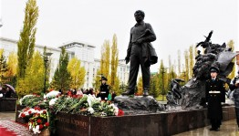 Events to the birthday of the national poet of the Republic of Bashkortostan Mustai Karim were held in Ufa