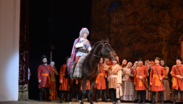 "There is a historic event in Ufa: the premiere of ""Salavat Yulaev"" opera"