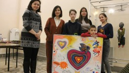 В Башкирском государственном театре кукол завершился проект «Театр+ИЗО»