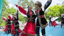 Башкирский праздник «День деревни» прошёл в Челябинской области