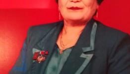 Ушла из жизни заслуженный работник культуры России и Башкортостана Исхакова Миньямал Шакирьяновна