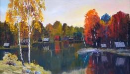 В галерее народного искусства «Урал» открывается выставка художника Рамиля Гайсина