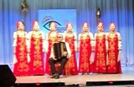 В Уфе состоялся фестиваль самодеятельного народного творчества инвалидов по зрению ВОС «Салют Победы»