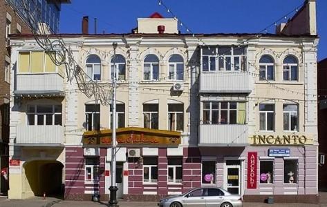 Доходный дом Васильевых