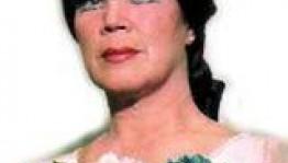 Сегодня свой юбилей отмечает оперная певица Зайтуна Газизова