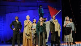 National Youth theater of the Republic of Bashkortostan is opening new season at the end of summer
