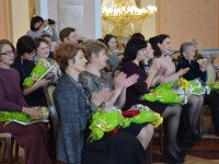 In Ufa awarded the best workers of culture and art