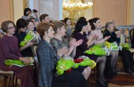 В Уфе наградили лучших работников культуры и искусства