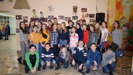 """Спектакль """"Мустай Карим. Близкий горизонт"""" посетили ученики Башкирской гимназии №158 им. Мустая Карима"""