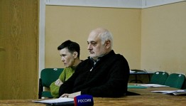 "In Ufa, rehearsals of the play based on Chingiz Aitmatov's ""White Cloud of Genghis Khan"" are being held"