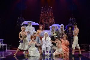 Russian Drama Theater went on tour to Ryazan