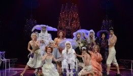Russian Drama Theater went on tour to Ryazan
