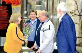 В Уфе состоялась творческая встреча с известным писателем Николаем Ивановым