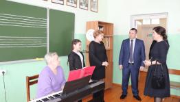 Министр культуры РБ Амина Шафикова с рабочим визитом побывала в Зианчуринском районе