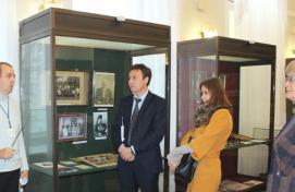 В Национальном музее республики состоялась конференция к 100-летию Революции