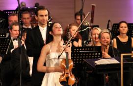 Владимир Спиваковтың Скрипкасылар конкурсы еңеүселәре билдәле