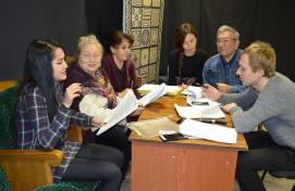 """В Стерлитамакском башкирском театре готовят премьеру: """"Женитьба"""" Н.В.Гоголя"""
