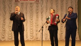 In Blagovar II open regional festival-competition of singers of songs of R.Khasanov has come to the end