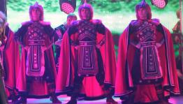 Грандиозным праздничным концертом отметили вековой юбилей Башкортостана