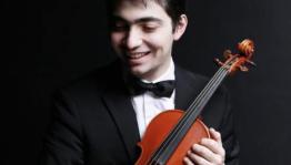 В Уфе впервые выступит известный скрипач Даниил Коган