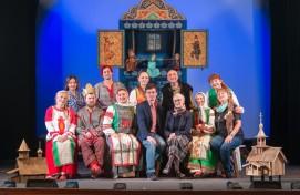 Театр кукол приглашает на декадник спектаклей, поставленных в рамках проекта «Театры – детям»
