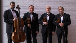 "In Ufa with the concert will perform the famous ""Kopelman-quartet"""