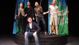 Студия детского мюзикла Гульшат Гайсиной выпускает свой первый спектакль