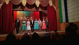 В историко-культурном центре «Красный Яр» прошло закрытие Года театра