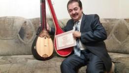 Рамил Гайзуллин стал почетным участником Международного фестиваля «Страна великой степи» в Алматы